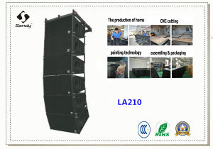 Professional Speaker /Line Array System M210 pictures & photos