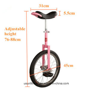 Mobility Unicycle Bike for Students & Adults pictures & photos