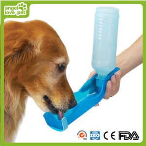 Portable Dog Drinking Water Bottle (HN-PB807) pictures & photos