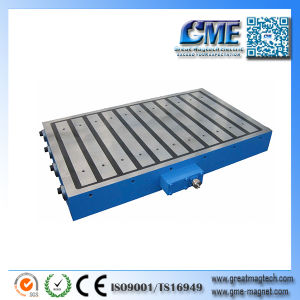 Permanent Magnetic Chuck for Lathe Machine pictures & photos