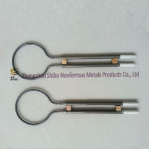 Celebrated Special Type Molybdenum Disilicide Heater Rod pictures & photos