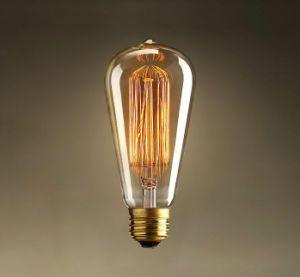 Vintage Edison Bulb Lights St64 A19 Vintage Bulb pictures & photos