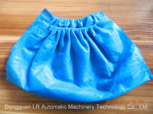 Nonwoven Shoe Cover Making Machine pictures & photos