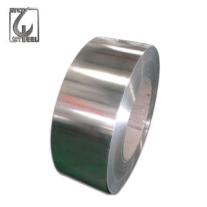 0.5mm Thickness T4 SPCC Tinplate Steel Strip pictures & photos