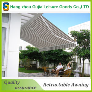 Aluminum Caravan Outdoor Remote Control Retractable Awning pictures & photos