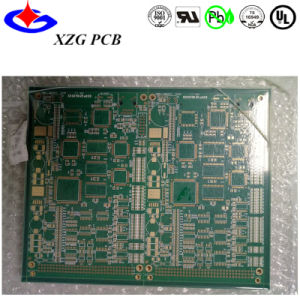 Fr4 PCB Circuit Multilayer with Nickel/Au Finish pictures & photos
