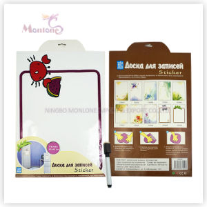 Promotional Gift 33*48cm Memo Pad Sticker with Marker pictures & photos