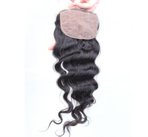 Factory Price High Quality Brazilian Hair Lace Frontal pictures & photos