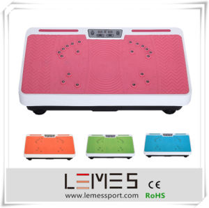 Power Fitness Equipment Vibration Plate Massage Machine pictures & photos