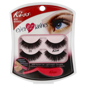 Custom printing paper blister box for false eyelashes (cosmetics) pictures & photos