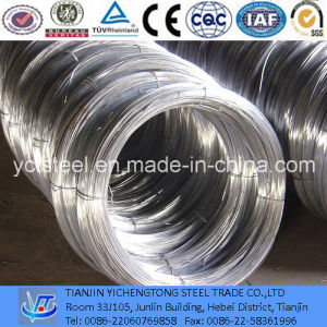 1/2 Hard Coated Galvanize Steel Wire 1.0mm Dia pictures & photos