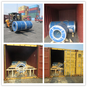 Cold Rolled Steel Coils / Plain Steel pictures & photos