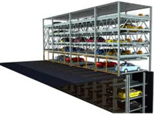 Parking Equipment Automatic Garage Parking System