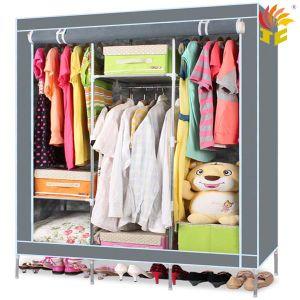 High Quality Hot Sale Portable Folding Wardrobe