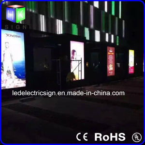 """27""""X 40"""" Outdoor Waterproof LED Movie Poster Sign for Aluminum Frame with Advertising Display pictures & photos"""