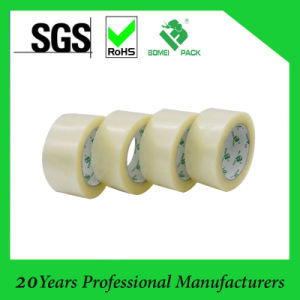 Hot Melt Transparent Adhesive Tape with Strong Adhesion pictures & photos