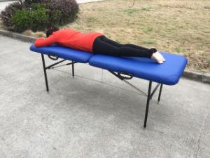 Metal Massage Table, Portable Massage Couch (MT-001) pictures & photos