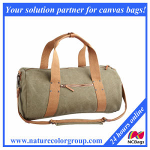 Small Canvas Duffel Bags for Travel pictures & photos