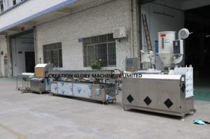 Plastic Extruding Machine for Making Three Lumen Medical Tubing pictures & photos