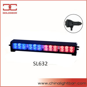 24W Red Blue LED Strobe Light for Police Car (SL632) pictures & photos
