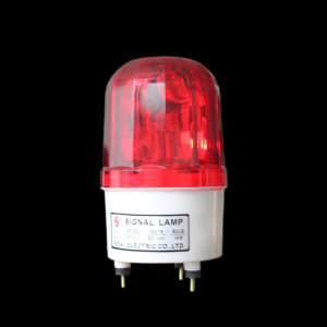 Burglarproof Alarm Rotating Lamp + Warning Light pictures & photos