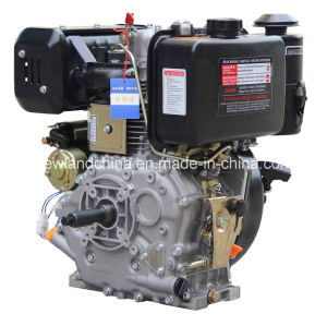 6.5HP/Single-Cylinder, 4-Stroke Air Cooled Diesel Engine (186FA) pictures & photos