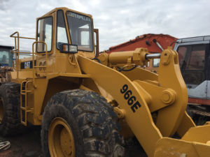 Used (Second hand) Caterpillar Wheel Loader 966e pictures & photos