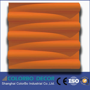 Sound Absorption Material Polyester Fiber Acoustic Panel pictures & photos