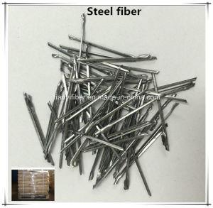 Both Ends Hooked Steel Fiber for Building Reinforcement Fibre pictures & photos