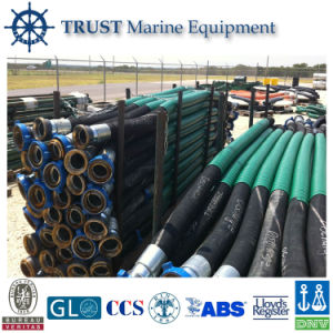 China Industrial Concrete Pump Special Rubber Hose/Pipe/Tube with Flanges pictures & photos