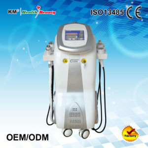 Vacuum RF Cavitation Slimming/Ultrasonic Weight Loss, Fat Reduction Beauty Machine pictures & photos