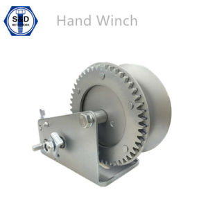 Hand Winch 1500kg Zinc Plated pictures & photos