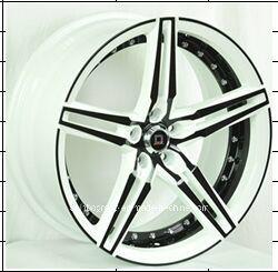 18inch Alloy Wheel Aluminium 5X100 5stud Car Wheel pictures & photos