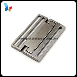 2 Inches Gunmetal Alloy Dress Belt Accessories Buckle for Lady pictures & photos
