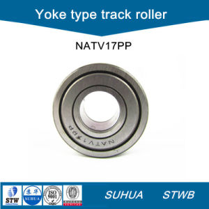 Full Complement Yoke Type Track Roller with Inner Ring (NATV17PP) pictures & photos
