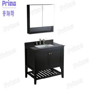 Classic Hotel Bathroom Vanity/ American Wooden Bathroom Cabinet pictures & photos