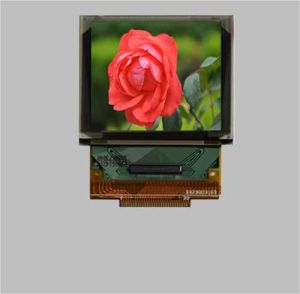 1.46 Inch Color OLED Display Module with 128X128 Pixels pictures & photos