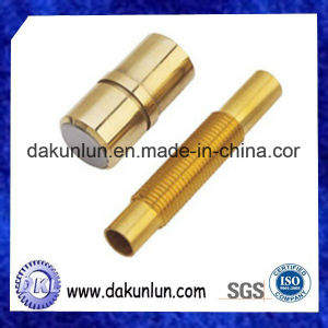 Brass CNC Machining, CNC Precision Lathe Part with Factory Price