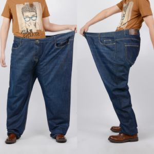 Large Size Business Jeans Man Adds Jeans pictures & photos