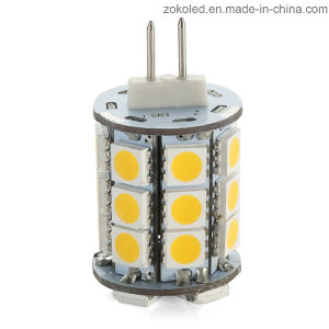 G4 LED AC 8-18V Bulb 27SMD 5050W pictures & photos