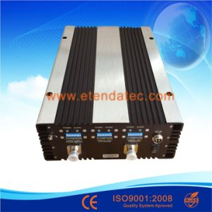 Industrial 30dBm CDMA Dcs WCDMA Repeater/RF Mobile Signal Amplifier pictures & photos