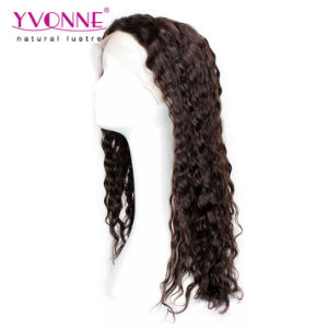 New Arrival Brazilian Human Hair Lace Wig pictures & photos