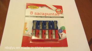 Jw-1035 Plastic Pencil Sharpener for Stationery