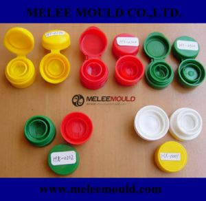 Plastic Injection Cap Mould Exporter pictures & photos