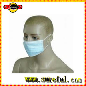 Non Woven Face Mask with Round Loop pictures & photos