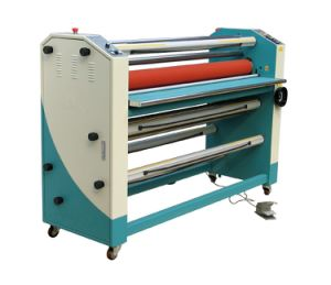 Zxhf1600 Hot Roll Film Laminating Machine pictures & photos