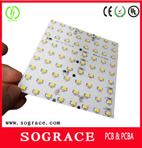High Power LED Aluminum MCPCB PCB Assembly in Shenzhen