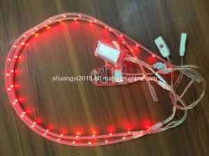 High Quanlity Cheap 3528 RGB LED Strip Light for Shoe Sole pictures & photos