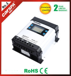 Popular High Quality PWM Solar Charge Controller 12V/24V 10A pictures & photos