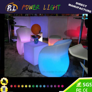 Event & Party Outdoor Furniture Color Changing LED Lounge Chair pictures & photos